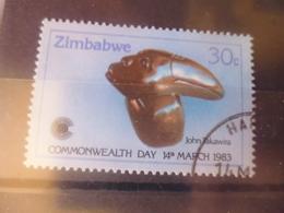 ZIMBABWE YVERT N°47 - Zimbabwe (1980-...)