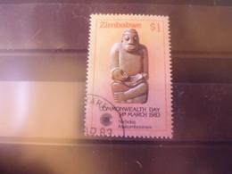 ZIMBABWE YVERT N°48 - Zimbabwe (1980-...)