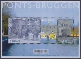 2018 - Bruggen (EUROPA) / Ponts (EUROPA) - XX - Blocs 1962-....