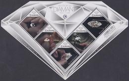 2018 - BL 259 - Winnend België – Diamantsector / La Belgique Qui Gagne – Le Secteur Diamantaire - XX - Blocks & Kleinbögen 1962-....
