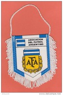 FANION FOOTBALL - ASOCIACION DEL FUTBOL ARGENTINO - ASSOCIATION DE FOOTBALL ARGENTINE - AFA - A.FA - PENNANT - BANDERIN - Apparel, Souvenirs & Other