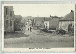 CHATILLON - La Route Du Chateau - Saint-Léger