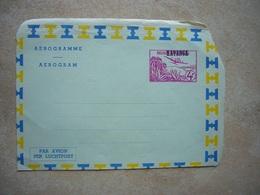Avion / Airplane /  KATANGA / Aerogramme / Aerogram - Katanga