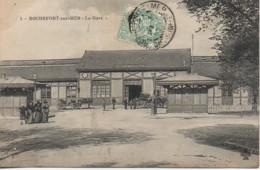 17 ROCHEFORT-sur-MER La Gare - Rochefort