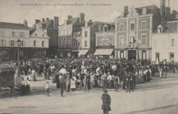 27 BRIONNE  Place De Fremont-des-Essarts - Un Jour De Concert - Andere Gemeenten