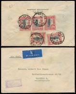 BC - Kenya. 1938. Mombasa - Germany. Air Multifkd Env. - Unclassified