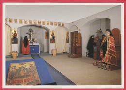 CPM*34-LE BOUSQUET D'ORB- Monastère Orthodoxe -ST-NICOLAS De LA DALMERIE- Salle De Culte *SUP *2 SCANS - France