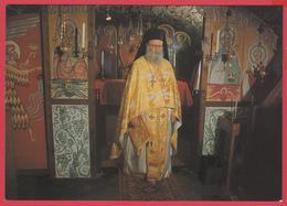 CPM*34-LE BOUSQUET D'ORB- Monastère Orthodoxe -ST-NICOLAS De LA DALMERIE- L'HIGOUMÈNE*SUP *2 SCANS - France