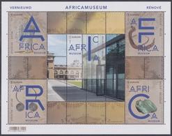 2018 - Vernieuwd AfricaMuseum / AfricaMuseum Renové - XX - Blocs 1962-....