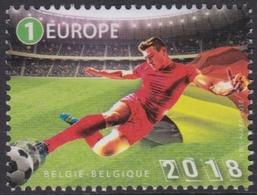 2018 - Voetbal 2018 / Football 2018 - XX - Belgique