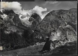 PAESAGGIO ALPINO -  VIAGGIATA DA BOCENAGO/TRENTO 1957 - Alpinisme