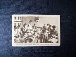 Canada - Carte Postale Ancienne Des Missions D'Extrême-Nord Canadien - La Salle De Couture à L'Orphelinat De ND De La Pr - Canada