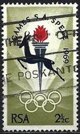 South Africa 1965 - Mi 380 - YT 318 ( South African Sport Games ) - Oblitérés
