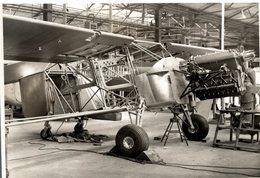 AUSTER   B4 AMBULANCE/ FREIGHTER  21 * 16 CM Auster Aircraft Limited Was A British Aircraft Manufacture - Aviación