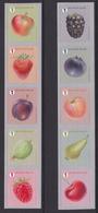 2018 - Fruit Mix – Rolzegels / Fruit Mix – Timbres-poste En Rouleaux - XX - Belgique