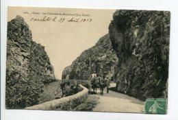 20 CAP CORSE Attelage Route Les Calanches De Merchione No 1284 Moretti  - 1909 Timb    D02 2019 - France
