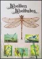 2018 - Libellen - Buzin / Libellules - Buzin - XX - Belgique