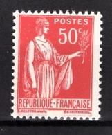 FRANCE 1932 - Y.T. N° 283 - NEUF**- - Unused Stamps