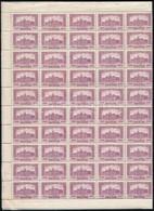** 1924 Parlament 1000K Hajtott Teljes ív (100.000) - Timbres