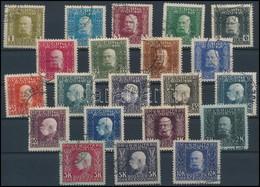 O Bosznia-Hercegovina 1912 évi Kiadás 21 érték (54.900) - Timbres