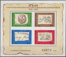 ** 1972 Bélyegnap Ajándék Blokk / Mi Block 88 Present Of The Post - Timbres