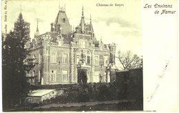 GOYET   Le Château. - Gesves
