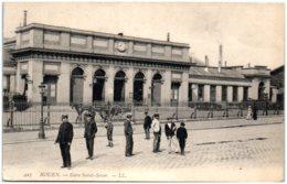 76 ROUEN - Gare Saint-Sever - Rouen