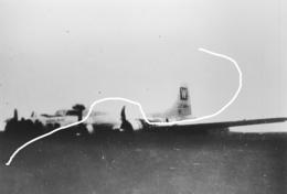 2.Usaaf Aviation Américaine 2e Guerre Avion Bombardier B-17 Posé Près De Jamoigne - 1939-45
