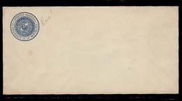"""DOMINICAN REP. C.1890. """"Presidente Republica"""" Mint Stat Env White Paper. Very Scarce. - Dominican Republic"""