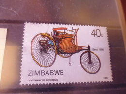 ZIMBABWE YVERT N°129 - Zimbabwe (1980-...)