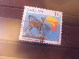 ZIMBABWE YVERT N°142 - Zimbabwe (1980-...)