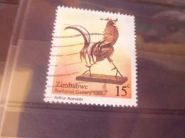 ZIMBABWE YVERT N°152 - Zimbabwe (1980-...)