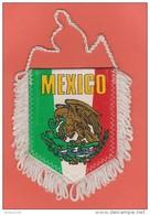 FANION FOOTBALL - MEXICO AIGLE - - Bekleidung, Souvenirs Und Sonstige