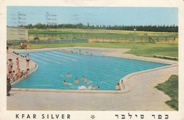 KFAR SILVER , Israel , 1983 ; Swimming Pool - Israel