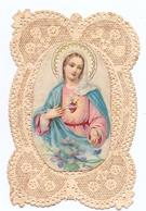 Devotie - Devotion - Prentje Heilige - Maagd Maria - Images Religieuses