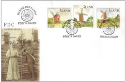 Aland 2001 - FDC Mills - Aland