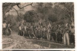 Botswana -  Ethnologie - CPSM° - Botswana