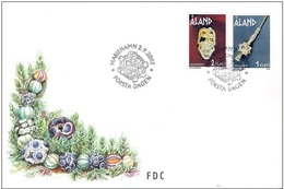 Aland 2002 - FDC The Iron Age - Aland