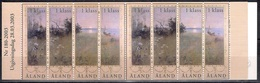 Aland 2003 - Booklet -  Landscape Paintings By Elin Danielson-Gambogi - Imperforated On Top And Bottom  MINT - Aland