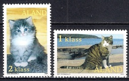 Aland 2003 - Cats   MINT - Aland