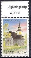 Aland 2003 - Church Of Saltvik MINT - Aland