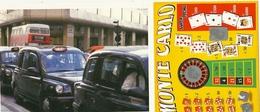 MONTE  CARLO  GRATTA  E  VINCI  CON  MACCHINE  D'EPOCA - Creative Hobbies