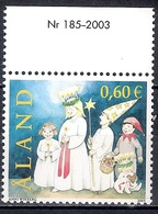 Aland 2003 - St. Lucia MINT - Aland