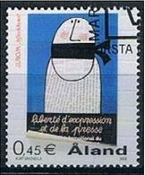 Aland 2003 - Used Europa CEPT - Aland