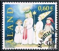 Aland 2003 - Used St. Lucia - Aland