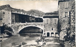 (11) QUILLAN (Aude)  Le Pont Vieux Sur L'Aude - Autres Communes