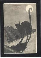 CPA Chat Cat Circulé - Gatti