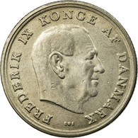 Monnaie, Danemark, Frederik IX, Krone, 1967, Copenhagen, TTB, Copper-nickel - Yougoslavie