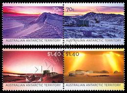 Australia (A.A.T.) 2015: Colori Del Territorio Antartico / Colours Of The A.A.T. ** - Unused Stamps