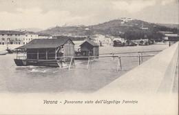 VERONA: Panorama Visto Dall'Ungadige Panvinio - Verona